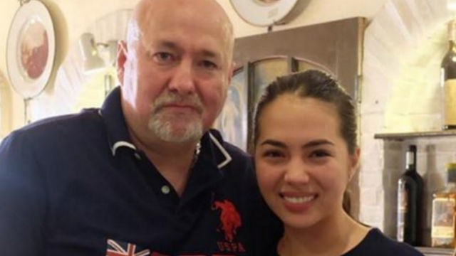 Julia Montes meets biological father