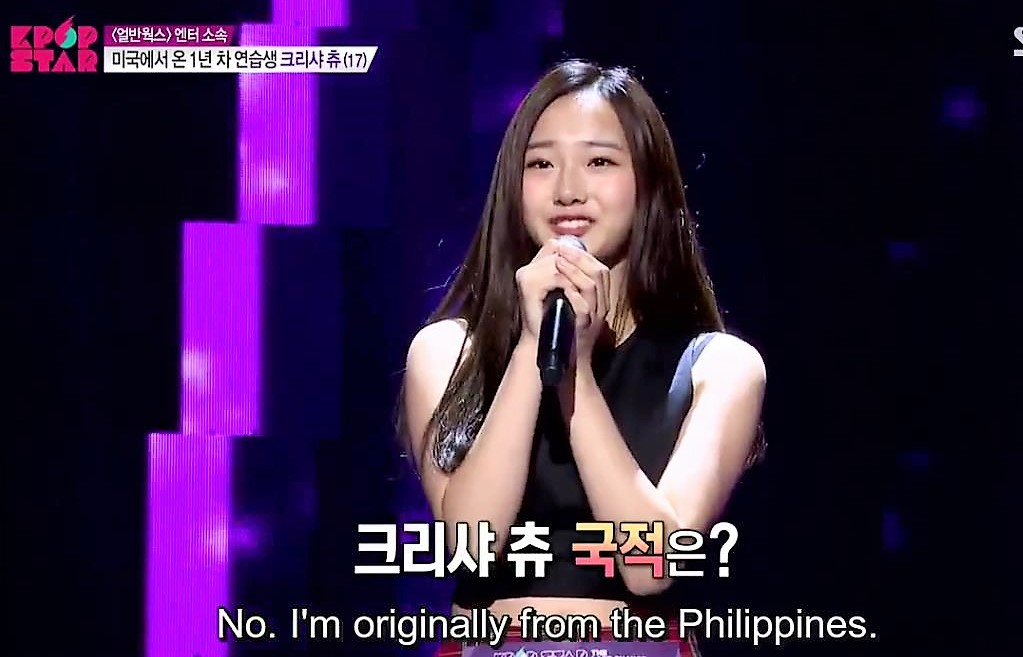 "Fil-Am teen wows ""K-Pop Star"" judges, audience"