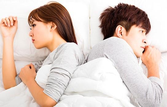 Researchers warn not to sleep angry