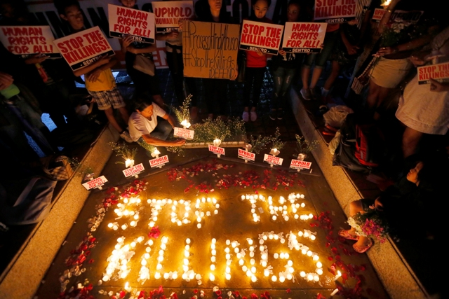 8 out of 10 Filipinos are scared to be EJK victims