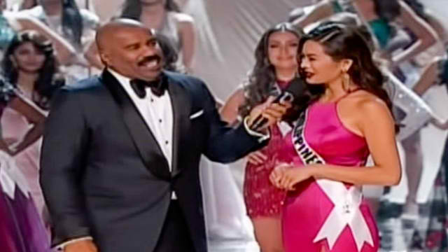Maxine misses top 3 of the Miss Universe pageant