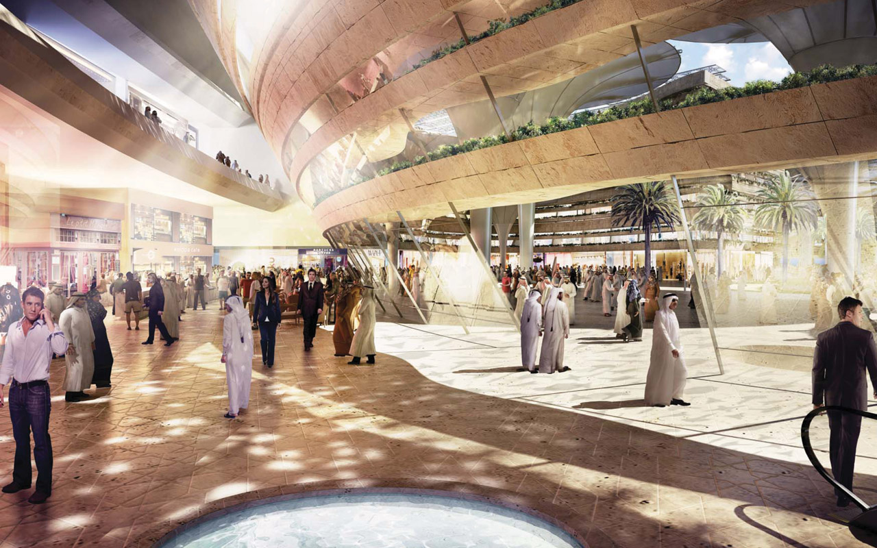 New eco-friendly mall to rise in Abu Dhabi