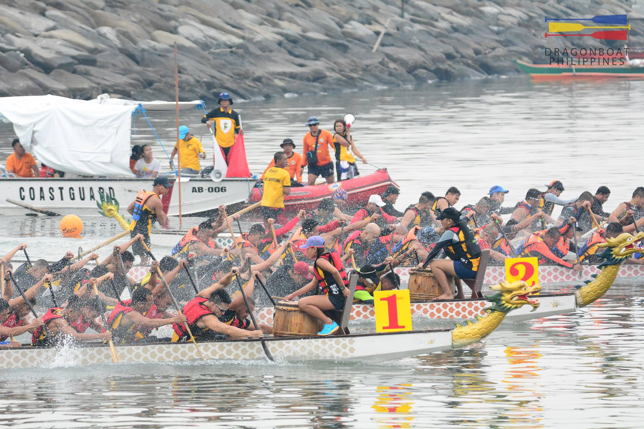 Pinoy dragon boat team eyes rematch with Russians