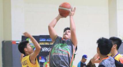 DXB Basketbolista Clinches win Vs Dragon Gems, 42-30