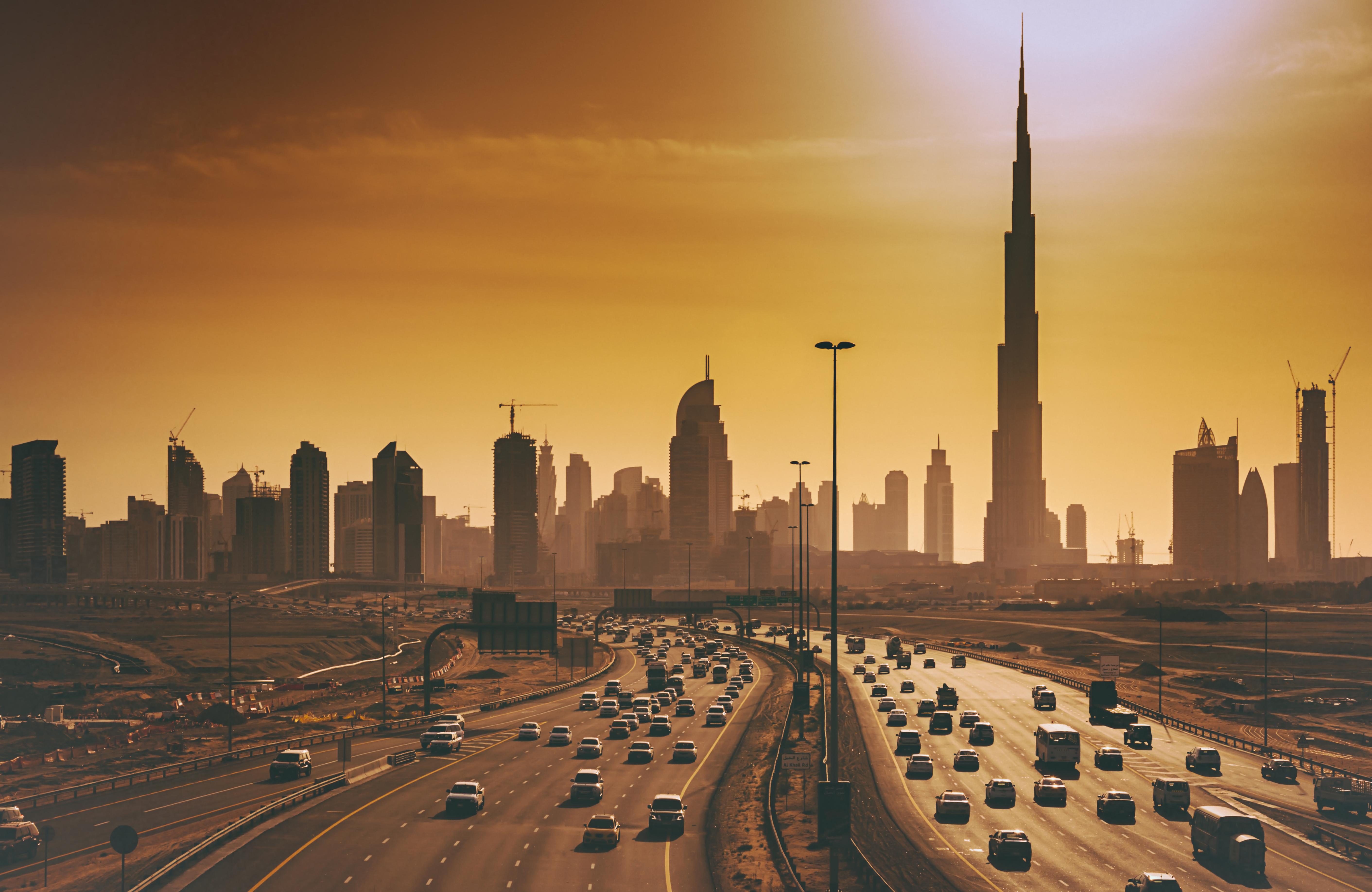 Dubai company launches unique car rental service
