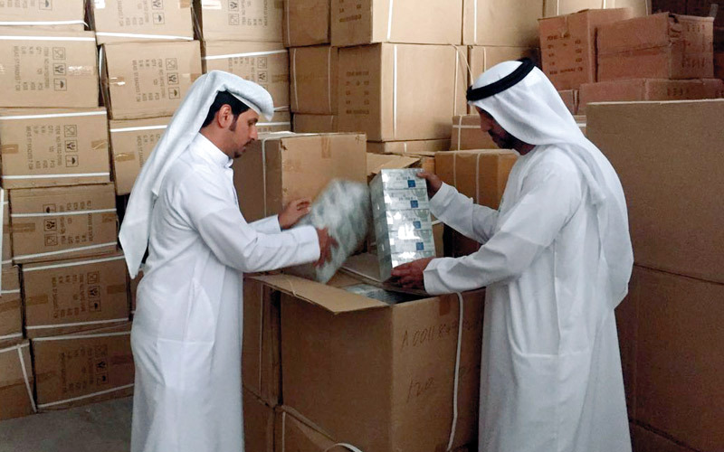Dh15M worth of fake auto parts seized in Abu Dhabi
