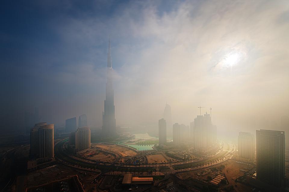 Lowest temperature in UAE recorded at 1.7 °C
