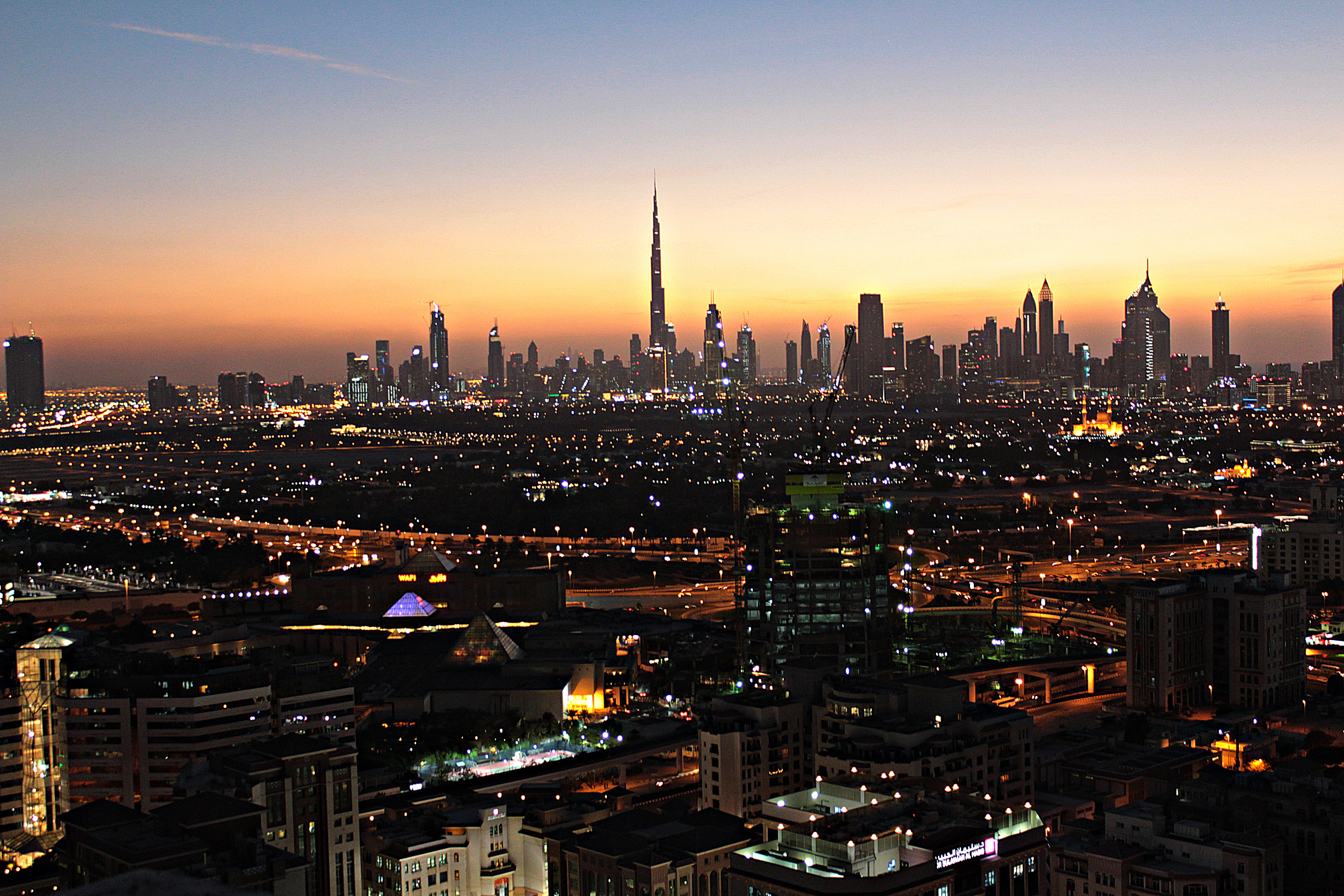 4 spots for sun downers in Dubai