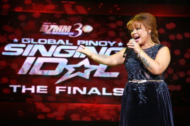 UAE-based OFW wins singing tilt in Manila