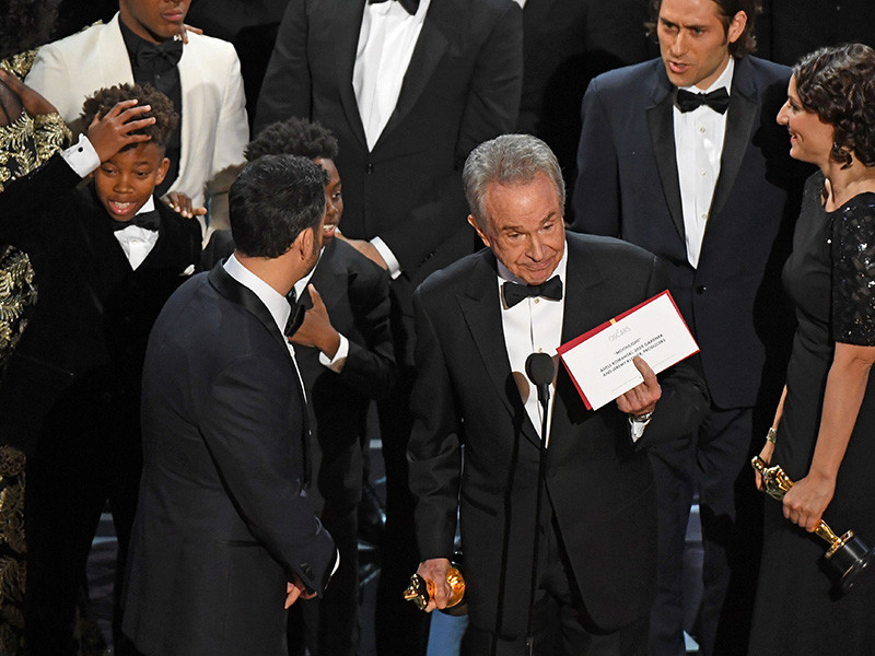 Pia Wurtzbach comments on 'Steve Harvey moment' in Oscars