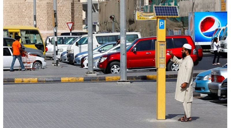 Free midday parking may soon end in Sharjah