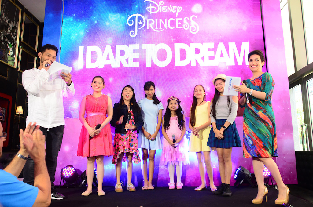 'Disney Princess: I Dare to Dream' series to feature Pinoy kids