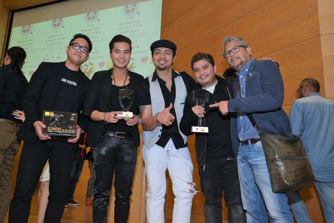 Filipino horror movie, 'Kaarawan' bags title at 4 th Emirates Short  Film Festival