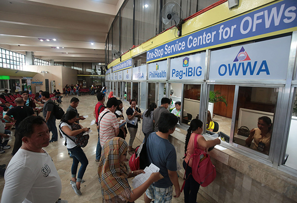Solon seeks to stop deployment of HSWs to 'unsafe countries'