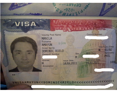 US Embassy in PH continues issuing visas to Filipinos