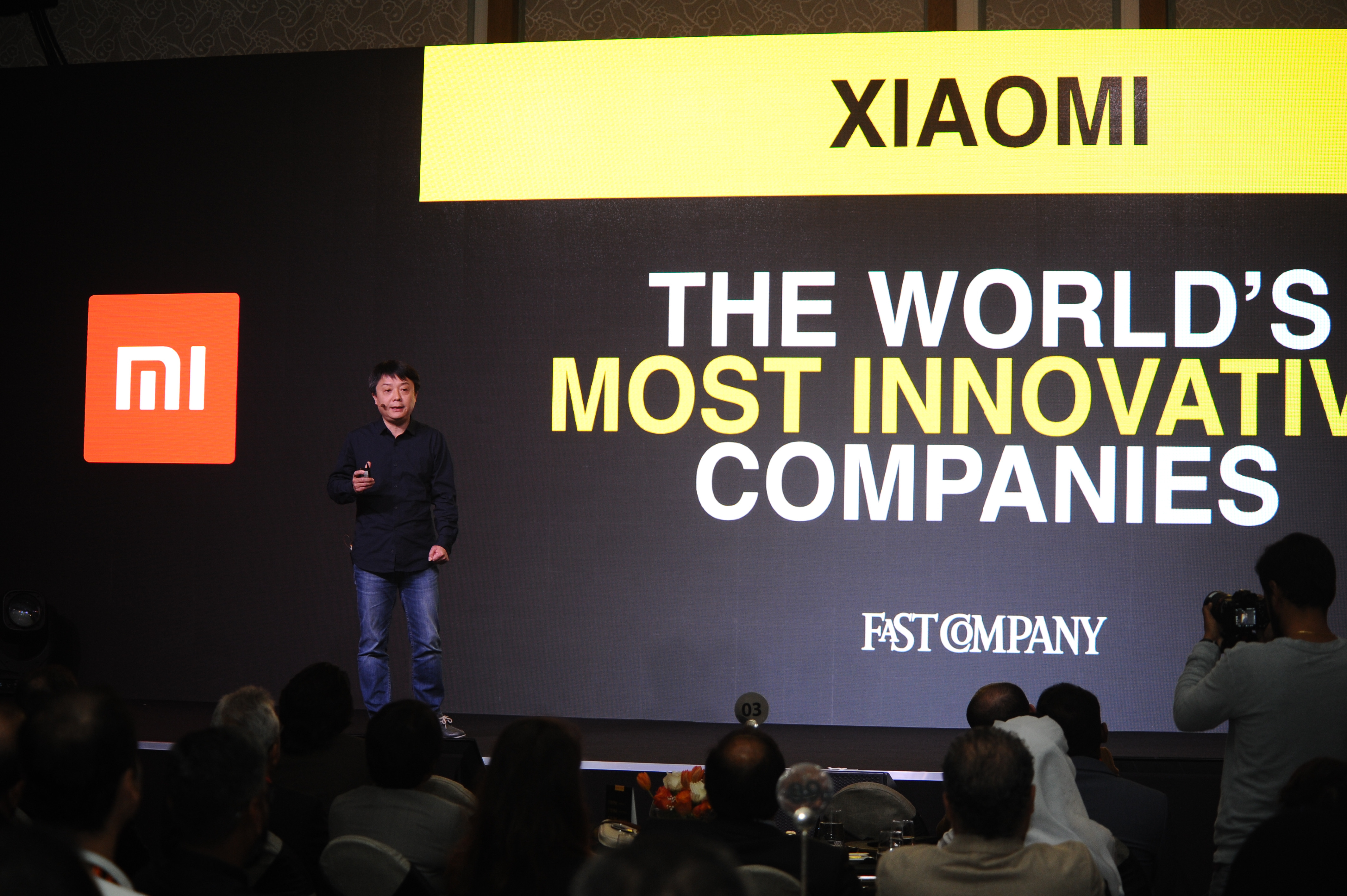 China's Xiaomi launches three new smartphones
