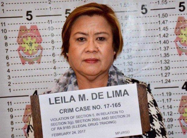 De Lima composed, but blood pressure spikes after arrest