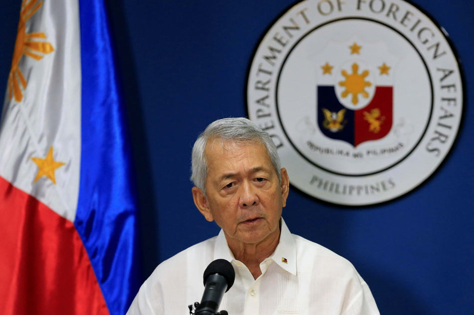 CA questions Yasay's citizenship,  rejects his appointment as DFA Chief