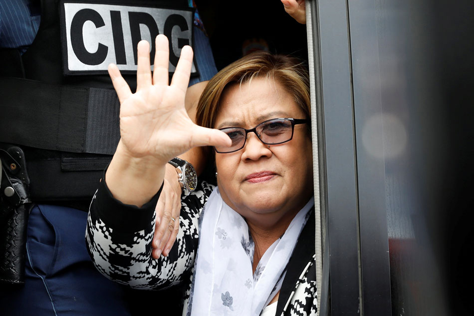 DFA rejects European Parliament's call on De Lima