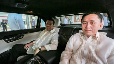 Photo of Duterte to auction off luxury car