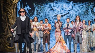 Photo of In photos: Michael Cinco's Impalpable Dream of Versailles collection