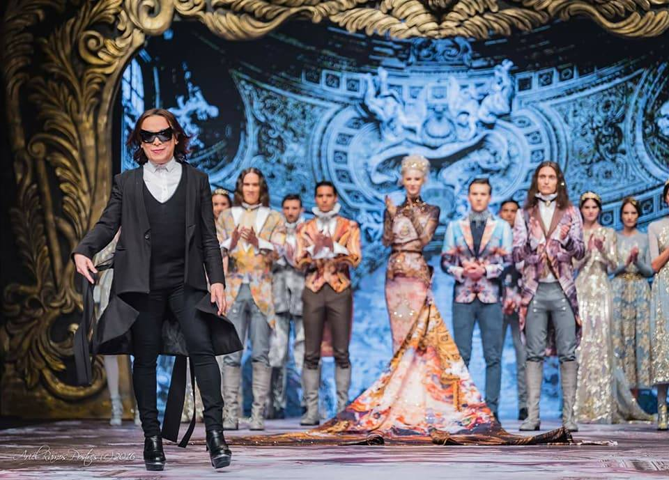 In photos: Michael Cinco's Impalpable Dream of Versailles collection