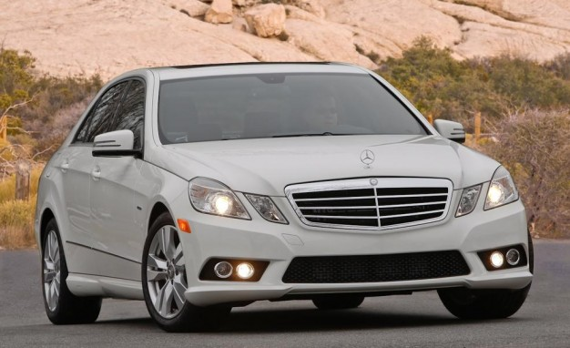Global recall for 1 million Mercedes-Benz