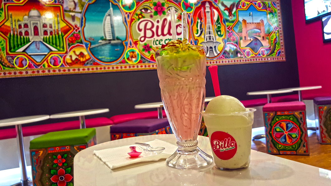 Billo Ice Cream will be giving out free ice cream this Monday