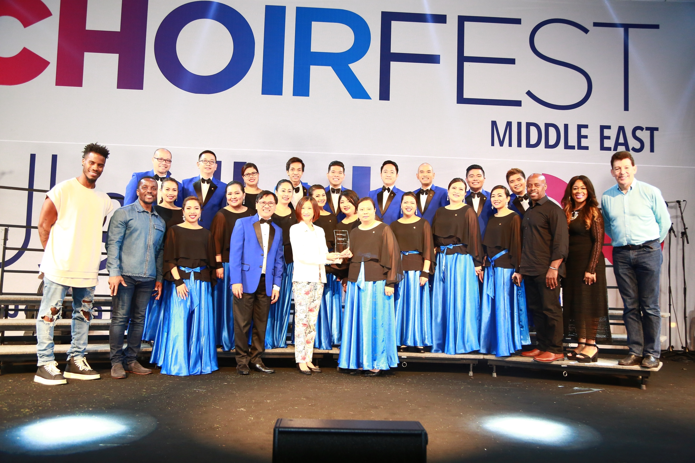 All-Filipino choral group wins at Choirfest
