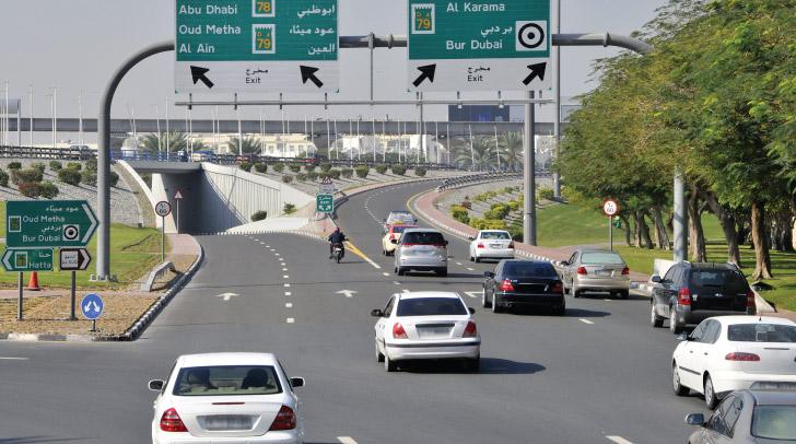Dubai traffic fines can now be paid thru credit card