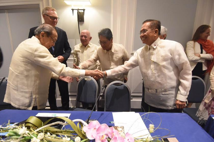 Malacanang, NDF hammer out peace talks anew