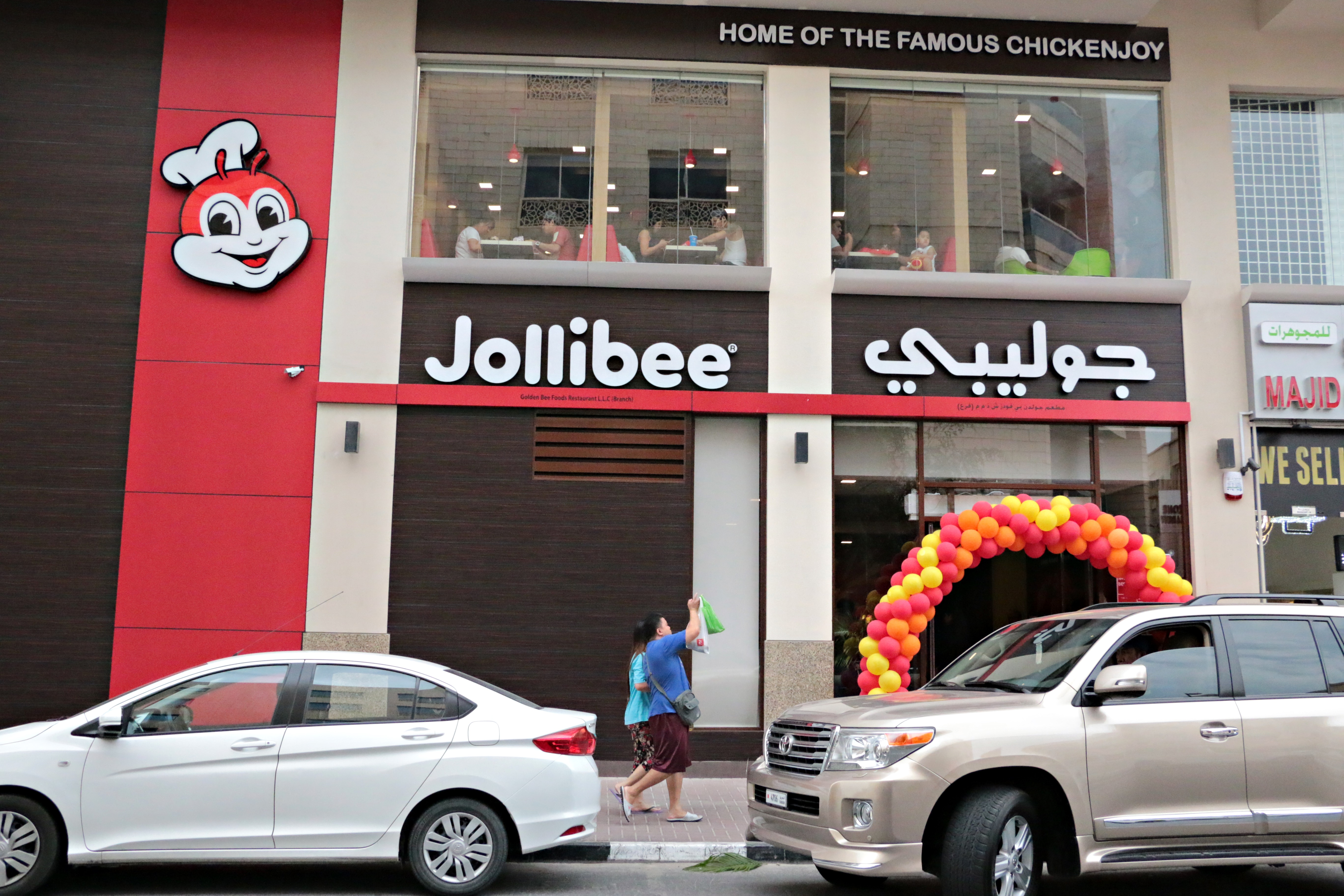 Jollibee opens another branch – this time, in Satwa
