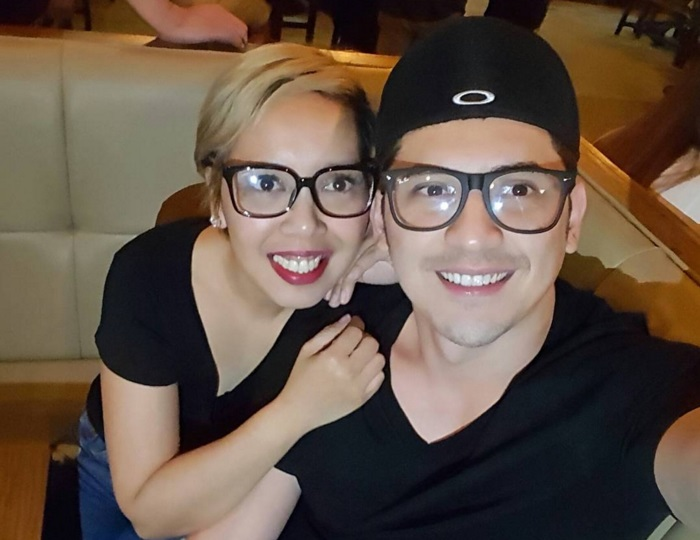 WATCH: Kakai Bautista, Ahron Villena are friends again