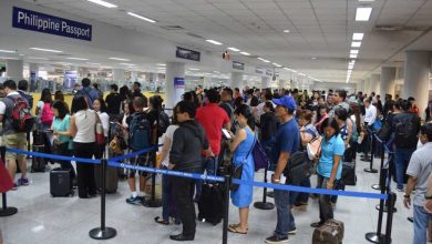 Photo of 81 distressed OFWs from Abu Dhabi return home