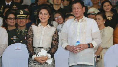 Photo of Robredo praises Duterte's inaugural UN speech
