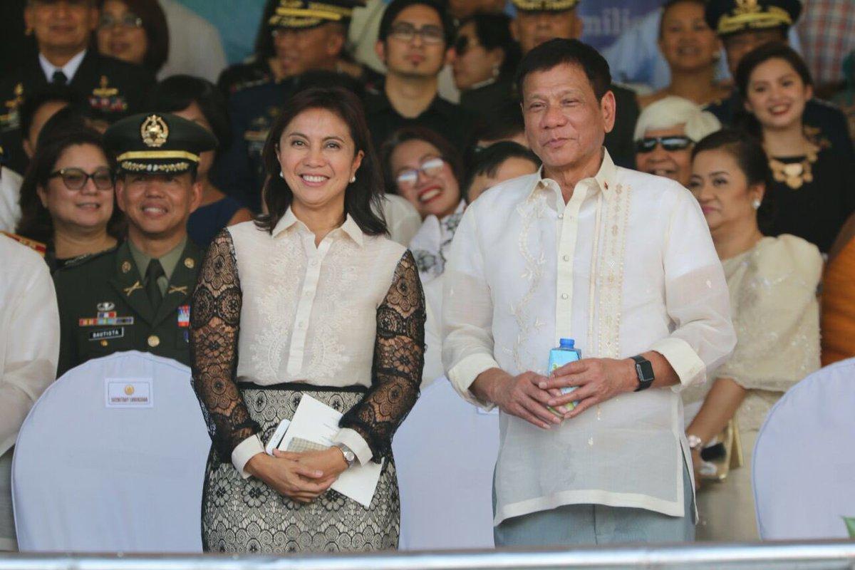 Robredo to Duterte: 'Kung ayaw niya ako, diretsuhin niya ko'