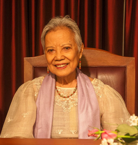 Former PH senator Leticia Ramos-Shahani dies at 87