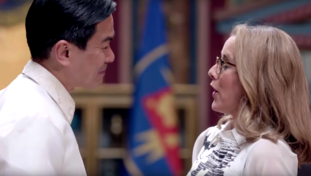 Philippine Embassy calls out U.S. TV series for its insulting portrayal of 'Filipino President'