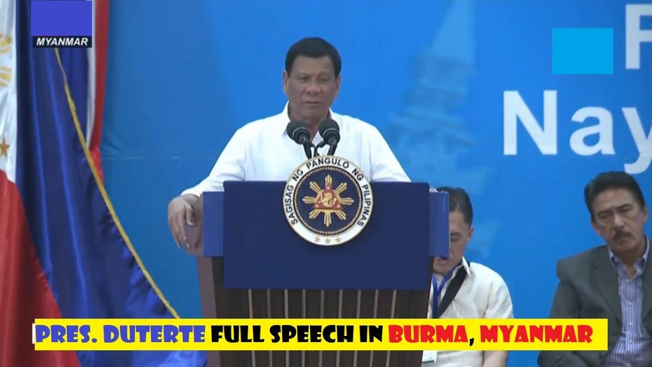 "'Mind your own business"", Duterte tells to EU Parliament"