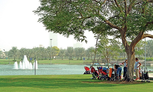 Dubai will open 5 new parks in the emirate