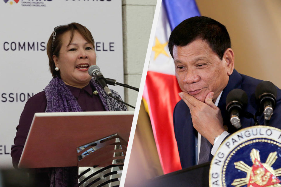 Duterte may grant Sandra Cam cabinet post