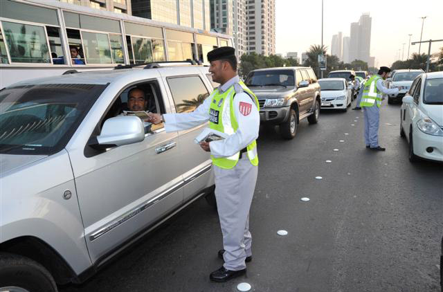 Dubai traffic offenders can now pay fines via installments