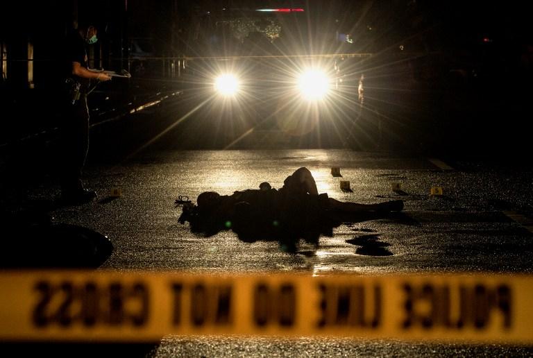 Close to 9,000 EJK deaths is 'false news', Malacañang says