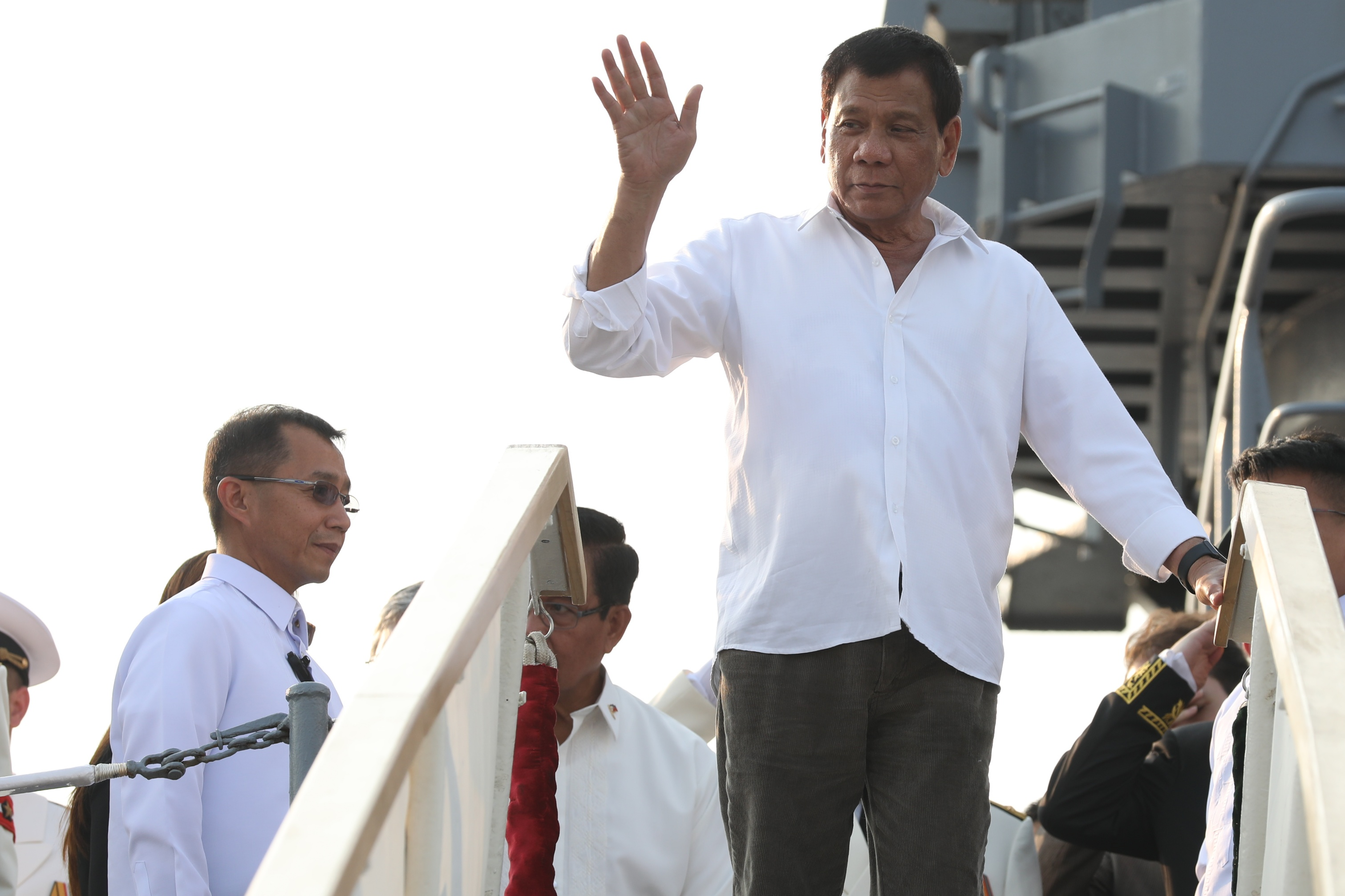 Duterte May 1 surprise for workers raise hopes