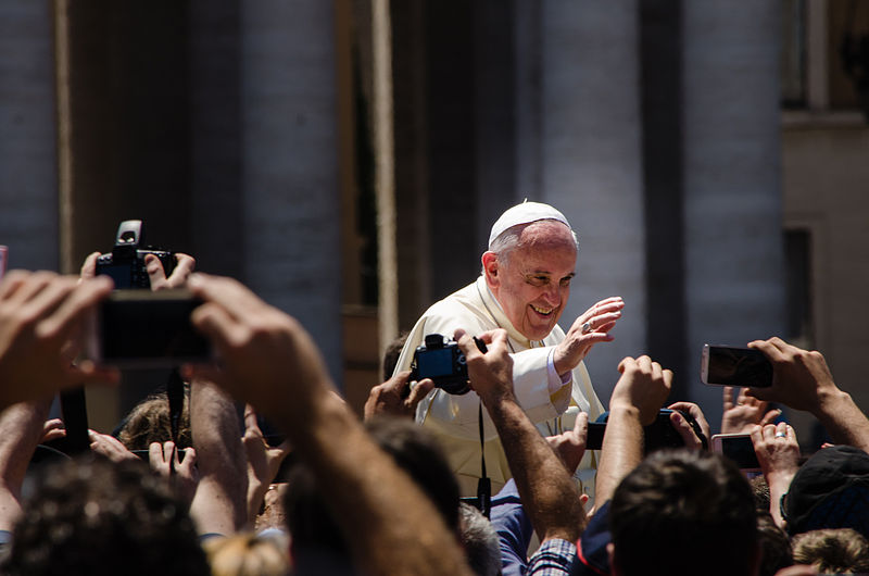 """""""Pope knows you're Filipino if you call him 'Lolo Kiko',"""" says PH ambassador to Holy See"""