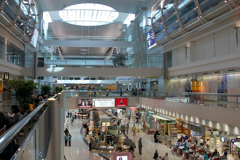 5 things to do at Dubai Airport