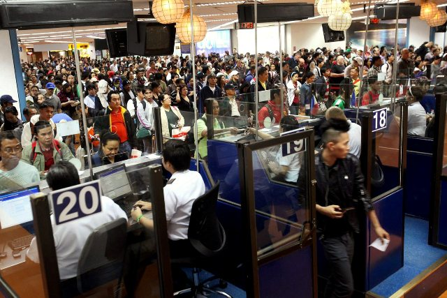 5-hr lead time only for int'l passengers, says PAL