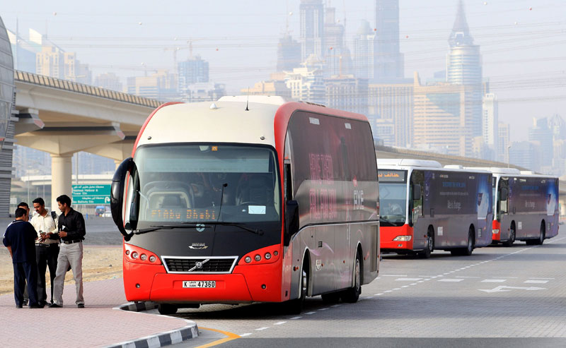 Dubai RTA launches 11 bus routes, improves 13 others