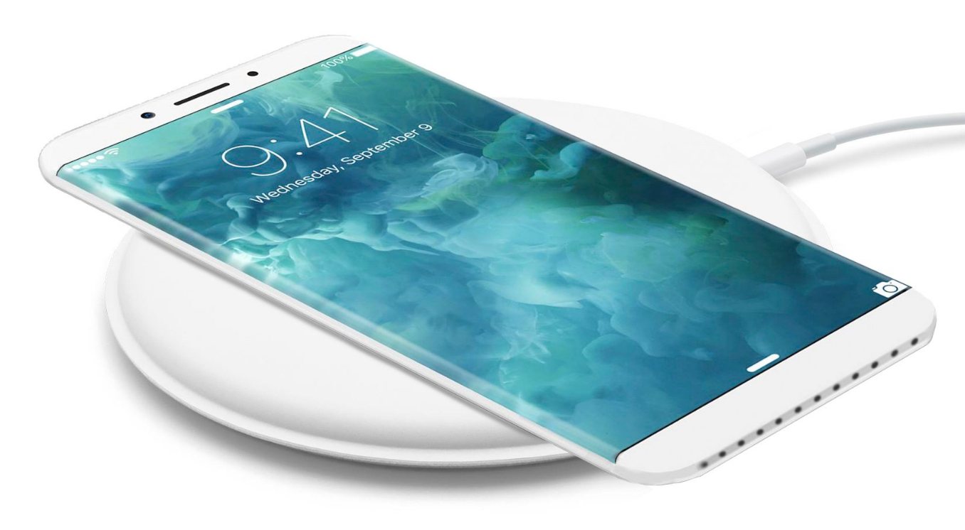Another iPhone 8 leak hints at wireless charging