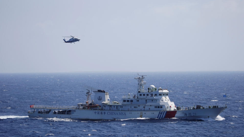 China to probe alleged harassment of Filipino fishermen in South China Sea